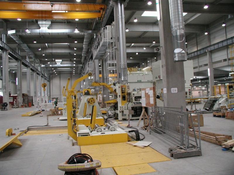 FUTABA Czech Plant Havlíčkův Brod 0010