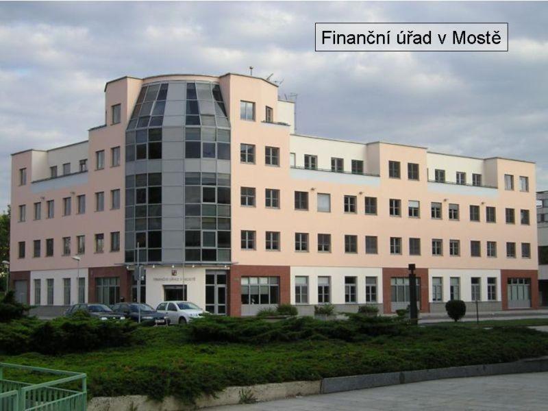 Finanční Úřad Most 0006