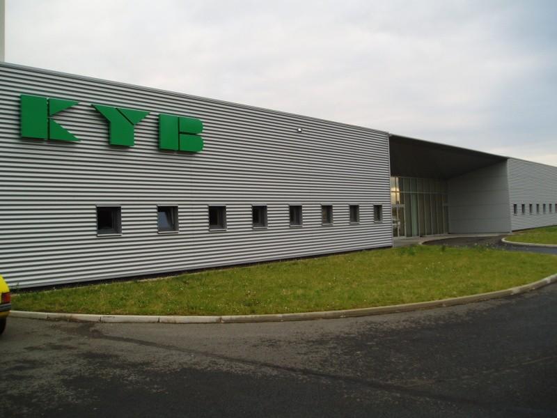 KAYABA Manufacturing 0010