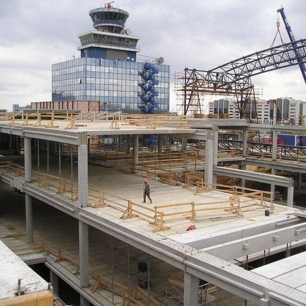 Letiště Praha Ruzyně - Terminál SEVER 2 0010