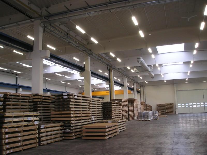 Logistický areál ITALINOX - EURINOX 0001