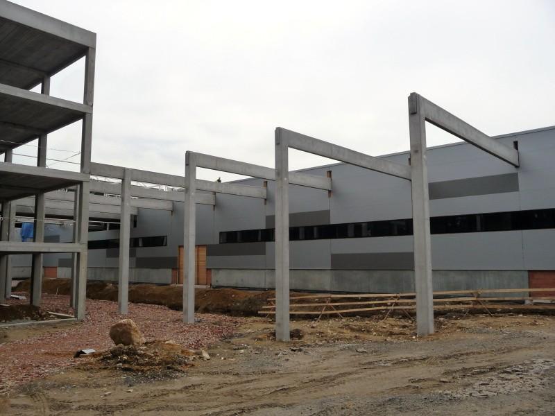 MATADOR - montážní a logistická hala Liberec 0006