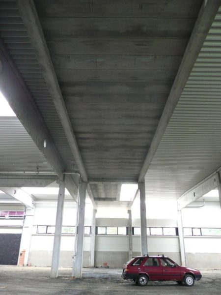 MATADOR - montážní a logistická hala Liberec 0008