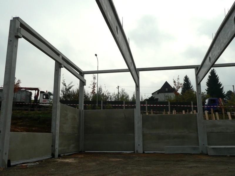MATADOR - montážní a logistická hala Liberec 0011