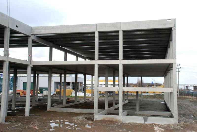 Víceúčelová skladovací hala s administrativní budovou 0004