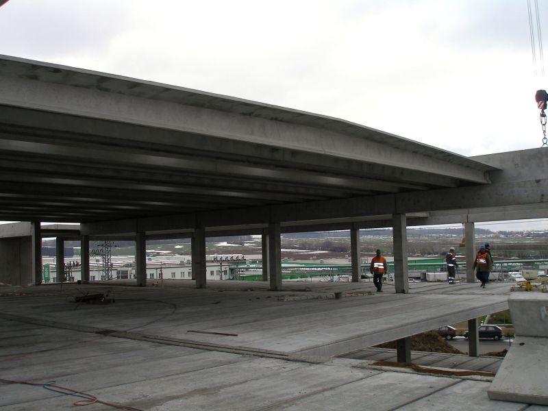 Víceúčelová skladovací hala s administrativní budovou 0006
