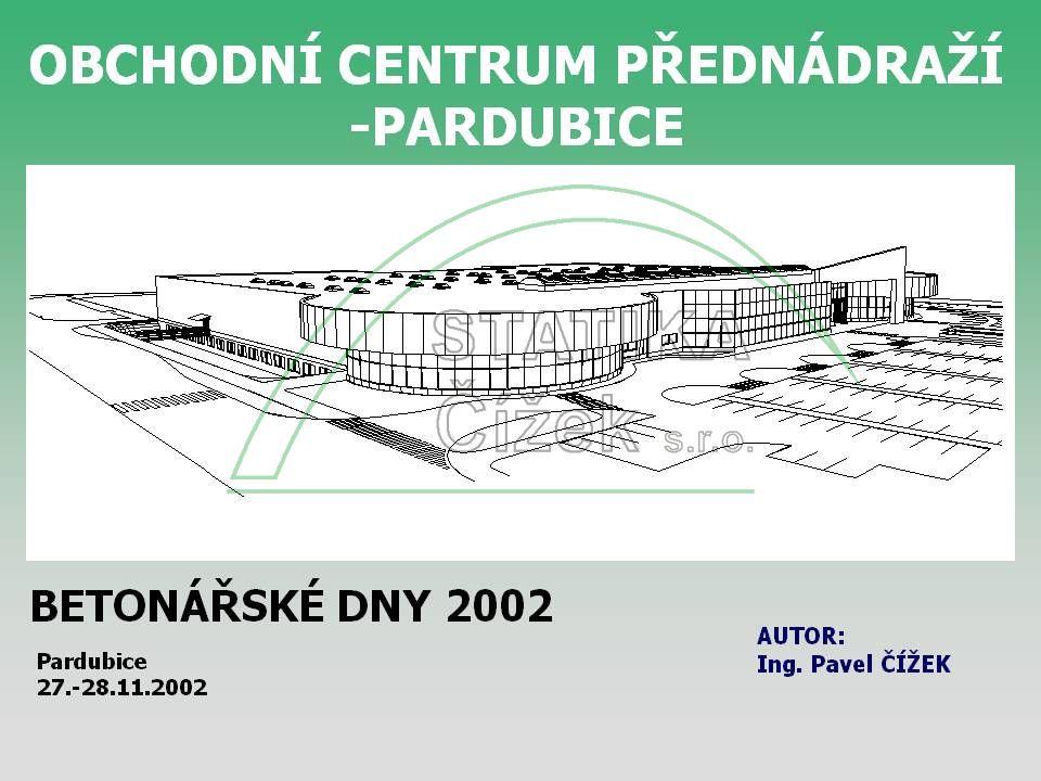 Betonářské dny 2002 0001