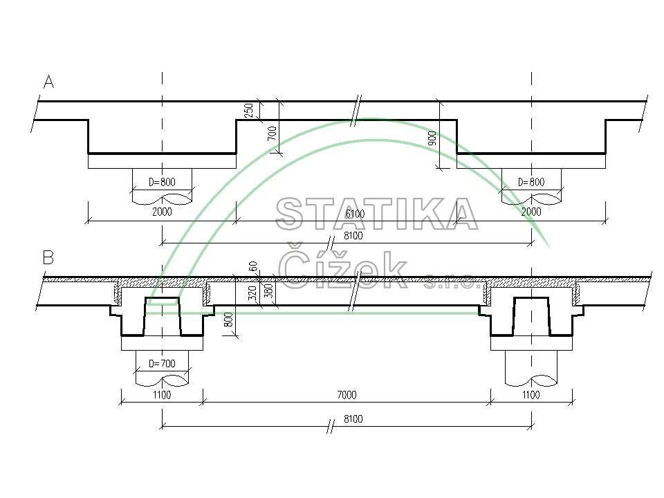 Prefabrikace a betonové dílce 0013