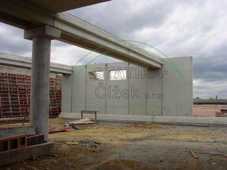 Prefabrikace a betonové dílce 0022