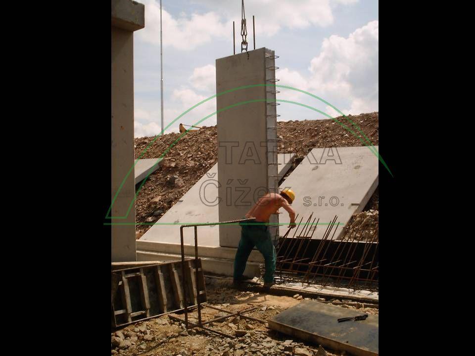 Prefabrikace a betonové dílce 0025