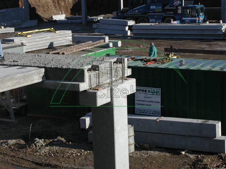 Prefabrikace a betonové dílce 0035