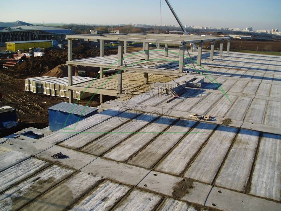 Prefabrikace a betonové dílce 0040